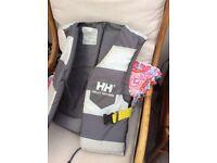 Helly Hansen life jackets