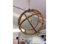 Brand New Unused Cedarwood Yurt Frame