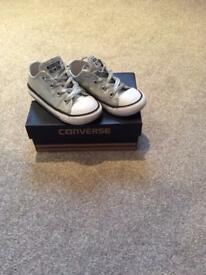 Converse All Stars girls trainers