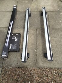 Thule wing bar roof rack system