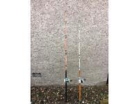 Sea fishing rods (2)