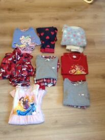 Girls nightwear Bundle
