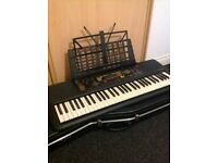 Yamaha PSR-195 full size keyboard
