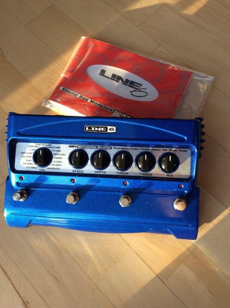 Line 6 MM4 Modulation Modeler for sale