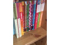 Selection of Enid Blyton books