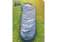 Outbound super 400 adult 4 season mummy sleeping bag