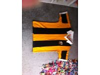 Hull City Home Shirt