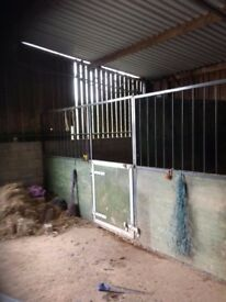 3 Internal stables