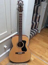 GUILD GAD F130 guitar. Mint condition with Guild case.