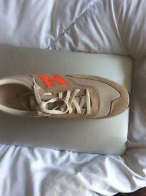 New Balance for J Crew trainers size 8