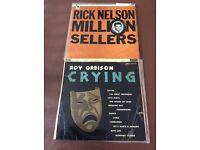 Roy Orbison CRYING LP Mono 1962 London Label