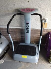 Vibroplate Excercise Machine