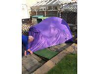 Vango mountain tent - good condition ready to go
