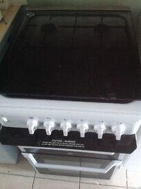 Indecent gas cooker