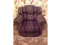 Lovely comfy armchair