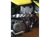 Drz 400 engine 2007 braking complete bike