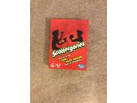 Scattegories perfect condition must go!!!!!