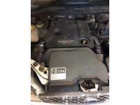 Ford Focus Diesel 1.8 tdci turbo dura torq engine