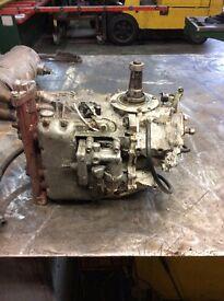 Johnson 40 hp power head