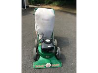 Genuine Billy Goat Vacuum Cleaner model KD502Q with 5HP B&S Engine