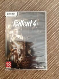 Fallout 4 PC DVD ROM game
