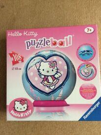Hello Kitty Puzzle Ball