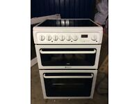 Hotpoint Cooker Double oven 60cm