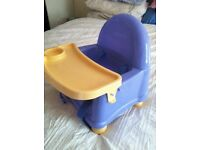 Baby Booster Feeding Seat