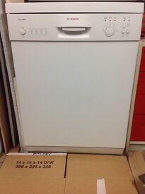 Bosch Classixx Dishwasher - A Rated