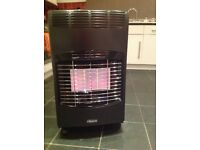 Portable Gas Cabinet Heater, 4.2 KW, only 4 months old, as new with 15kg cylinder hardly used