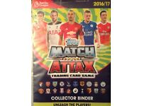 Match Attax 2016/17 cards for sale/swap