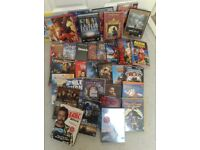 DVD Bundle (35 in total) £10.00! The lot- bargain!