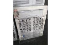 Beko white 8kg condensing tumble dryer. £200 NEW 12 month Gtee