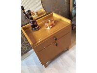 Vintage cabinet,unit,bedside/table £25