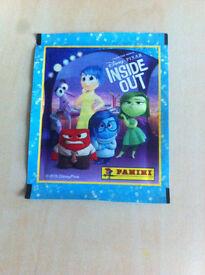 Panini Disney Pixar inside out stickers