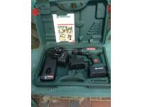 Metabo cordless drill