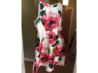 Floral dress by AX Paris
