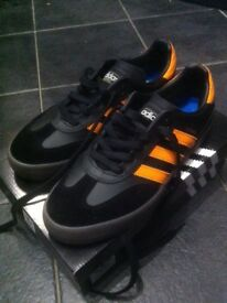 Adidas Busenitz Vulc Samba Edition Shoes SIZE 9 BRAND NEW BOXED
