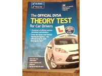 The official DVSA theory book for car drivers