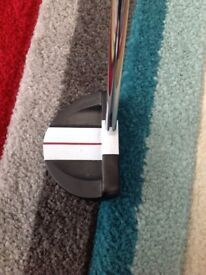 Odyssey O Works Centre Shafted Putter 34 inches. used