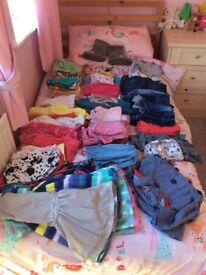 Girls bundle Age 2/3 - (1)