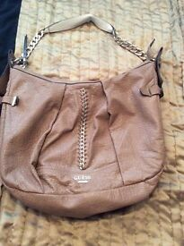 Genuine Guess Handbag