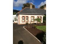 Small period bungalow to let