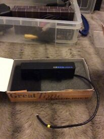 Seymour Duncan j style pickups.