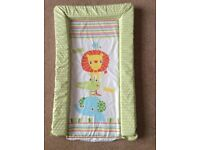 Next Baby Lion Changing Mat