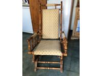 Antique American Rocking Chairs