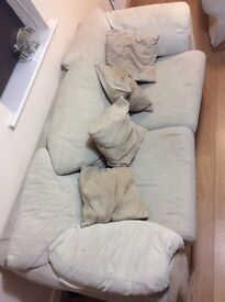 Used FREE sofa's and chair