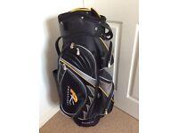 A Powakaddy Golf Bag For Sale. As New.