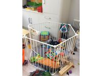 For sale: Babydan playpen £40