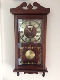 President Westminster Chiming wall clock